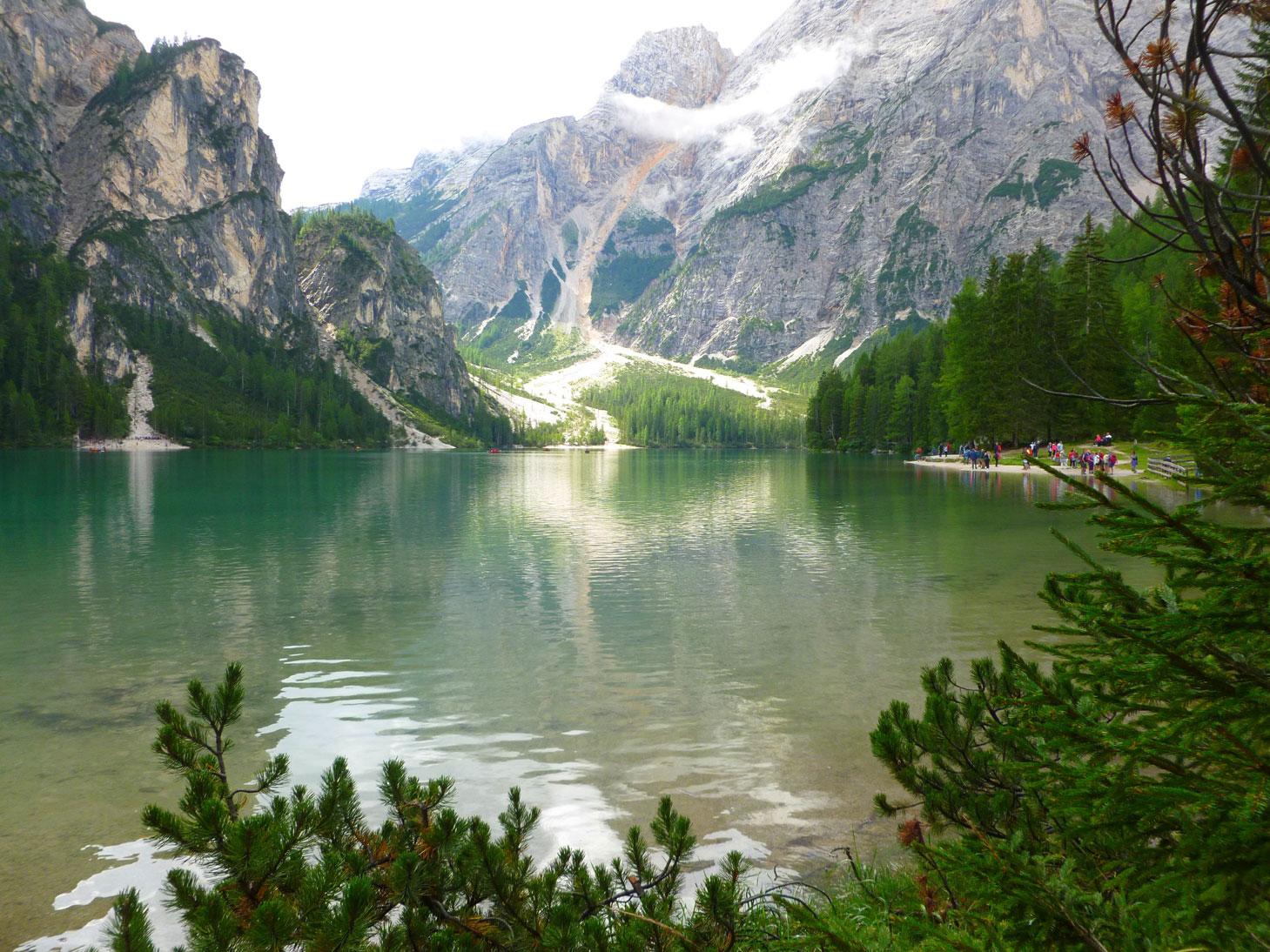 val pusteria 3 ? lago di braies e lago di dobbiaco | gianfranco ... - Soggiorno Lago Di Braies